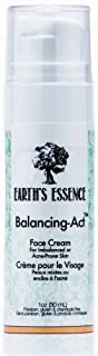 Earth's Essence Organic Skin Care Inc Balancing-Act, Face Cream Naturally Increases Collagen Production, Revives Skin, Smo...