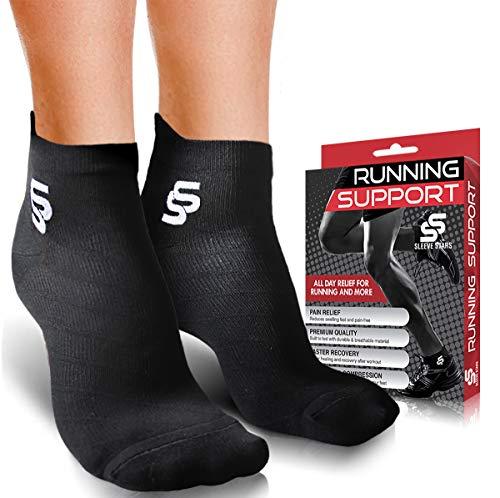 Sleeve Stars Running Support Socks-…