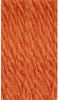 Plymouth Galway Worsted 91 Clementine Orange