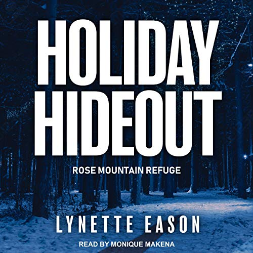 Holiday Hideout audiobook cover art