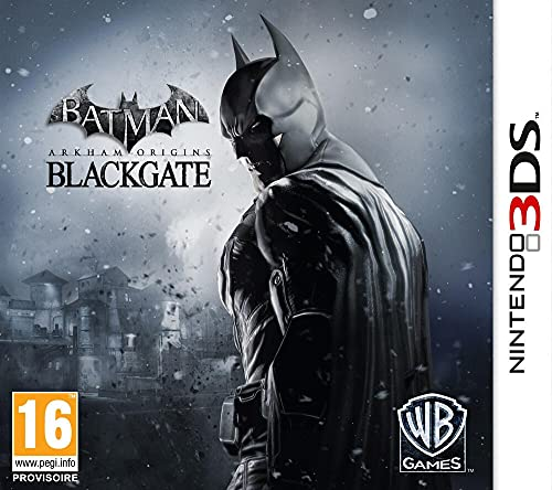 Batman Arkham Origins: Black Gate [Importación Francesa]