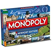 Winning Moves port Monopoly Board Game