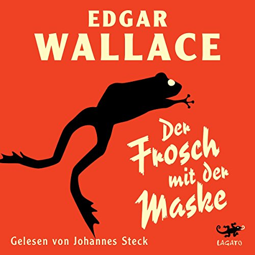 Der Frosch mit der Maske Titelbild