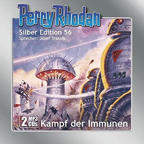 Perry Rhodan Silber Edition (MP3-CDs) 56: Kampf der Immunen