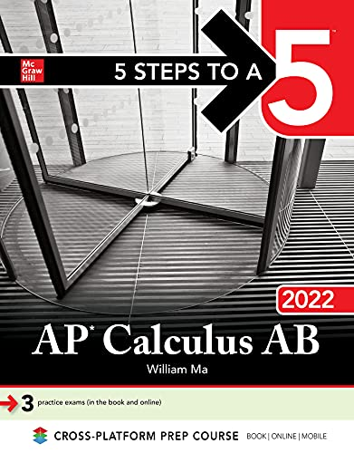 5 Steps to a 5: AP Calculus AB 2022