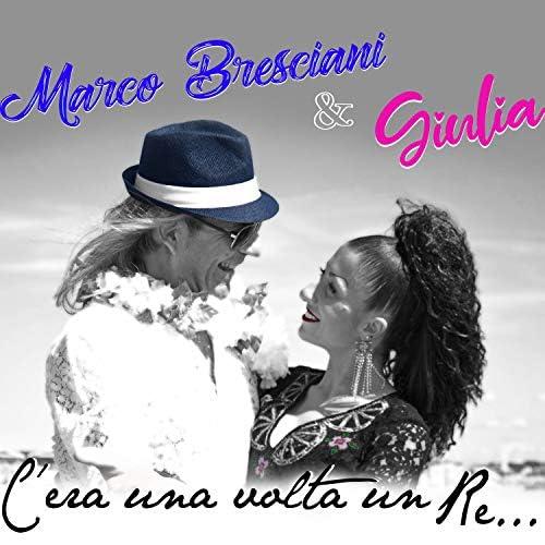 Marco Bresciani and Giulia