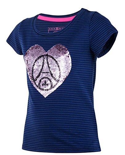 PARIS SAINT GERMAIN T-Shirt PSG - Collection Officielle Taille Enfant 10 Ans