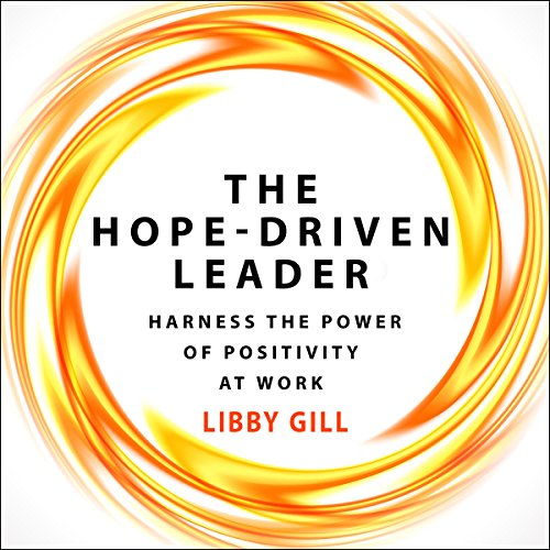 The Hope-Driven Leader audiobook cover art