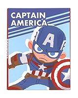デルフィーノ ディズニー マーベル BOOK型ふせん キャプテン・アメリカ&ウィンター・ソルジャー DZ-80395