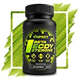 Expect Ecdysterone - 90% Ecdysteron (Für Athleten & Sportler) - Hochdosierter Cyanotiskraut-Extrakt als Monats-Dosis (Beta-Ecdysterone)