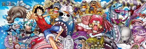 One piece 950 piece ONE PIECE ANIMALS 1 950-20 (japan import)
