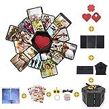 CHAOCHI Kreative Überraschung Box,Geschenkbox mit 6 Gesichtern, Explosion Gift Box Faltendes...