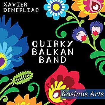 Quirky Balkan Band