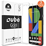 OUBA [3 Pack] Screen Protector for Google Pixel 4 Tempered Glass...