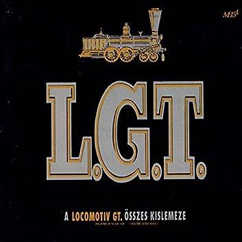 A Locomotiv GT összes kislemeze