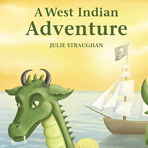 A West Indian Adventure audiobook cover art