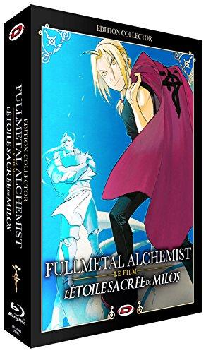 Fullmetal Alchemist l'Etoile Sacrée de Milos [Édition Collector]