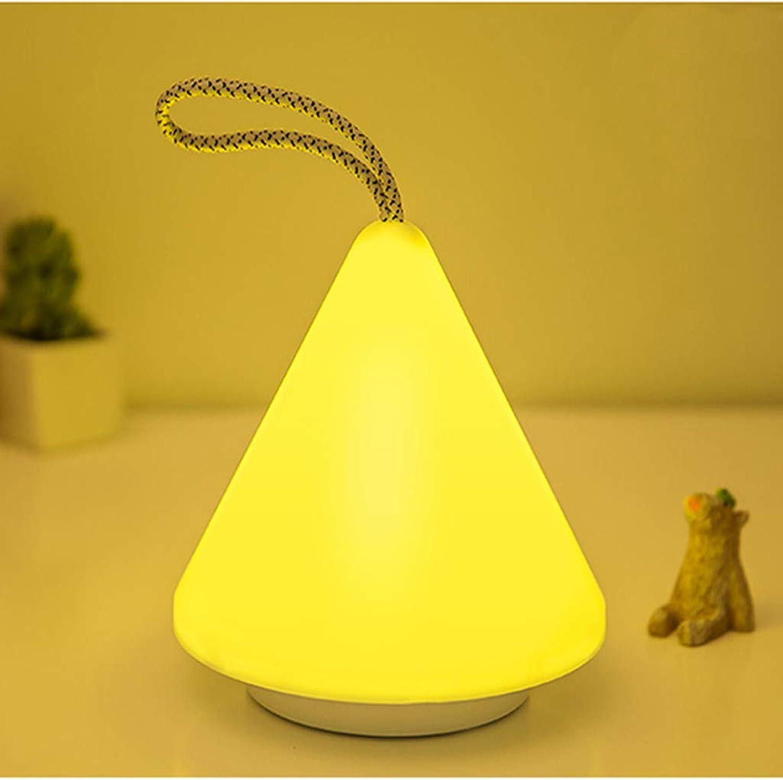 PEIVOR LED Energiesparendes Augenschutz-Nachtlicht, Creative Remote Night Light, Gelbes Licht