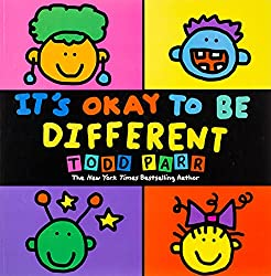kindness and tolerance its okay to be different book todd parr