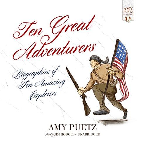 Ten Great Adventurers audiobook cover art