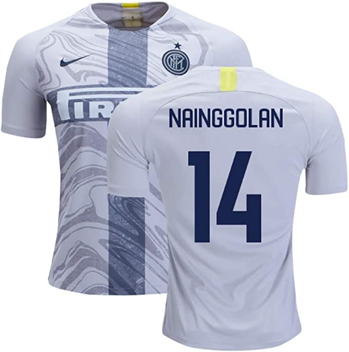 2018-2019 Inter Milan Third Nike Football Soccer T-Shirt Maglia ...