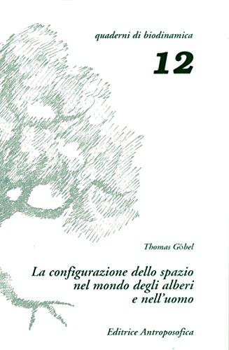La configurazione dello spazio nel mondo degli alberi e nell'uomo