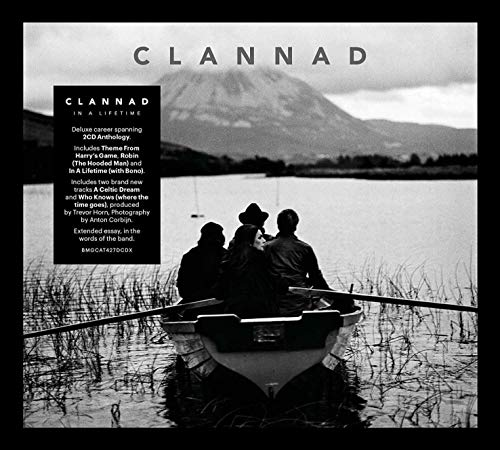 IN A LIFETIME 2CD Extended Edition Anthology CLANNAD (Irish Edition/Imported from Ireland