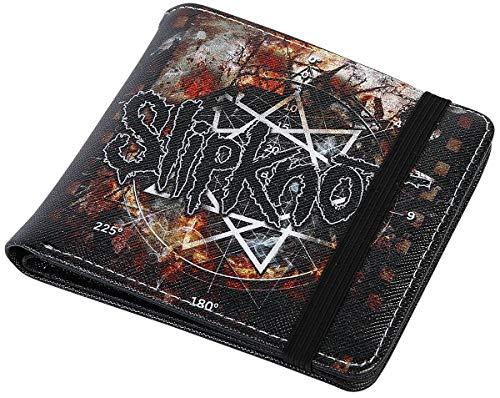 Slipknot Pentagram (Wallet) Rocksax