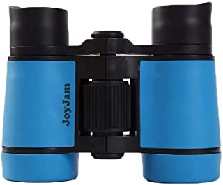 Joyjam 4X30 Compact Shock Proof Kids Binoculars / blue