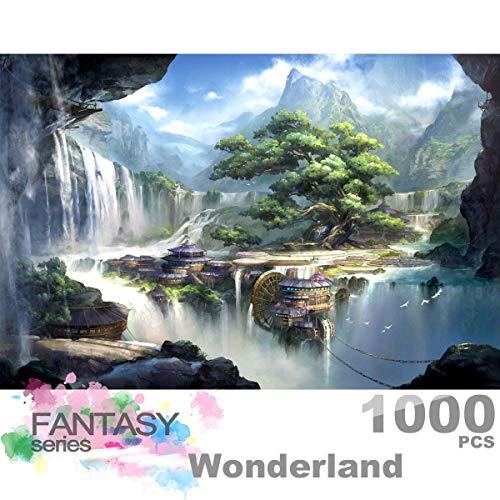 1000 piece puzzles fantasy - 1
