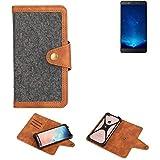 K-S-Trade® Handy-Hülle Für Bluboo Maya Max Schutz-Hülle