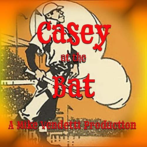 『Casey at the Bat』のカバーアート