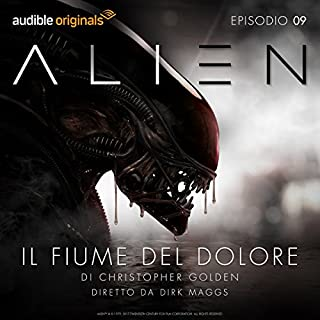 Alien - Il fiume del dolore 9 copertina