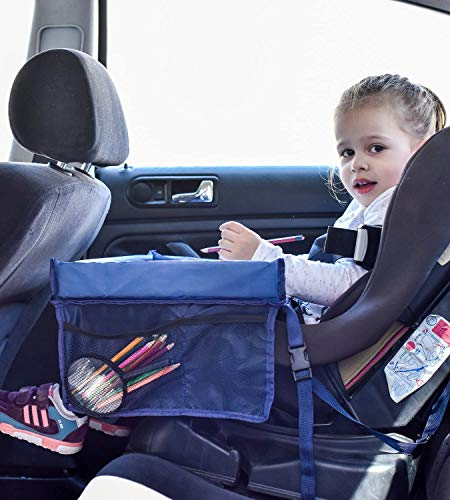 Kids Car Seat Tray and Travel Tray for Eat