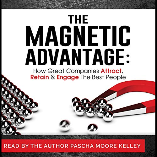 The Magnetic Advantage audiobook cover art