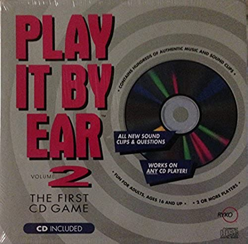 compras online de deportes Play It By Ear Volume 2 the First Cd Game Game Game by Ryko  tienda en linea