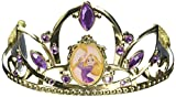 Rapunzel Deluxe Disney Princess Tangled Tiara, One Size Child