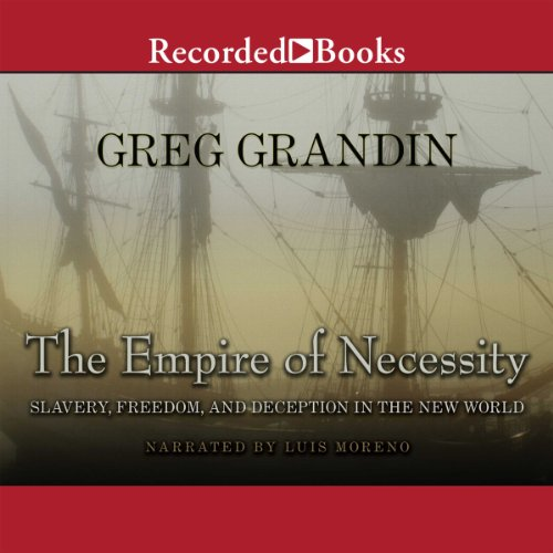 The Empire of Necessity audiobook cover art