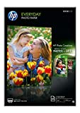 HP Q5451A, A4/210 x 297 mm, Everyday Glossy Photo Paper, 200 gsm, 25 Sheets