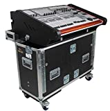 ProX Flip-Ready Easy Retracting Hydraulic Lift Case for Behringer Wing Console by ZCase - XZF-BWING