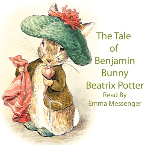 The Tale of Benjamin Bunny audiobook cover art