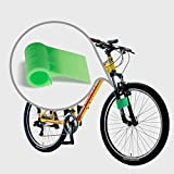 MOL Bicycle Sound Maker-Makes Your Bike Sound Like a Motorcycle (Green)(4pcs)