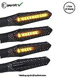 Intermitente LED B-M-W R 1200RT, R1200S, K1200LT, K1300S, K1300GT (certificado E, 2 unidades) (V5)