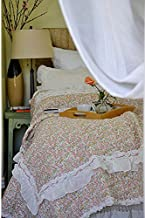 Be-You-tiful Home Annabelle Quilt Set, Twin, Ivory