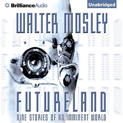 Futureland audiobook cover art
