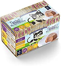 Little Big Paw Gourmet Poultry Cat Wet Food Selection 6x85g