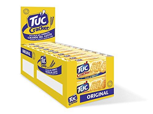 TUC Cracker Classico Showbox - Confezione da 20 pezzi