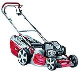AL-KO Highline 527 SP Self Propelled Petrol Lawnmower with Cutting Width-Silver, Red,...