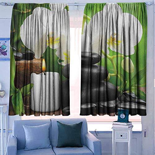 cortinas salon zen