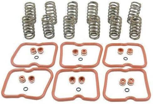 60lb Valve Springs 3916691 Large-scale sale 5 ☆ popular w Gaskets Rep Seals Set Stem O-Rings